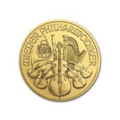 2016 Austrian Philharmonic 1oz Gold Coin