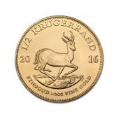 2016 South African Krugerrand 1or 2oz Gold Coin