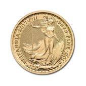 2017 UK Britannia 1or 2oz Gold Coin