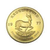Pre-Owned South African Krugerrand 1oz Gold Coin - Mixed Dates