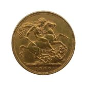Pre-Owned-1900-Perth-Mint-Victoria-Veiled-Head-Full-Sovereign-Gold-Coin