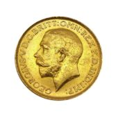 Pre-Owned-1915-UK-George-V-Full-Sovereign-Gold-Coin