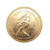 Pre-Owned-1981-UK-Full-Sovereign-Gold-Coin
