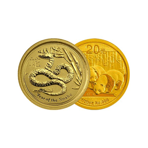 1 20oz Gold Coin Mixed Coins Buy Cheapest Gold