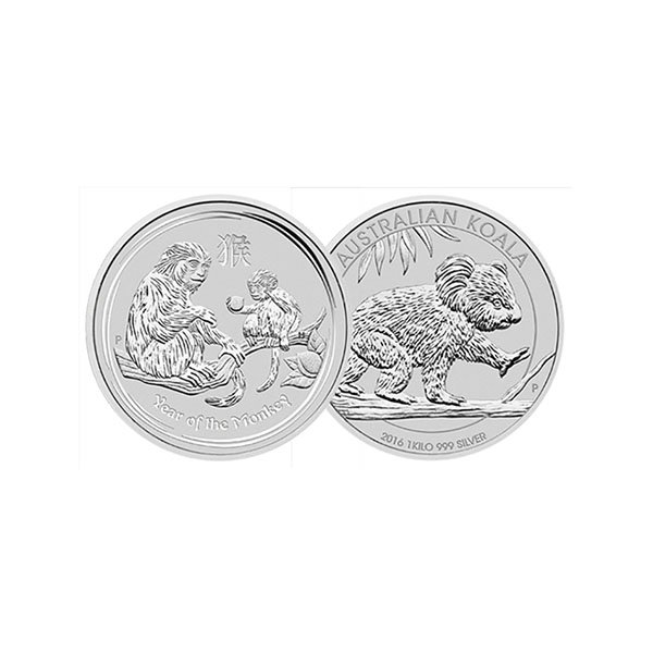 1kg Silver Coin Mixed Coins Buy Cheapest Gold Amp Silver