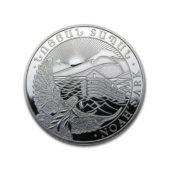 Armenian Noah's Ark 1oz Silver Coin