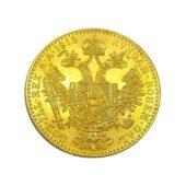 Austrian 1 Ducat Gold Coin 1