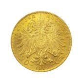 Austrian 20 Corona Gold Coin - Mixed Dates 2
