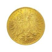 Austrian 20 Corona Gold Coin - Mixed Dates 2