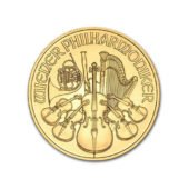 Austrian Philharmonic 1oz Gold Coin - Mixed Dates1