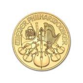 Austrian Philharmonic 1oz Gold Coin - Mixed Dates1