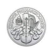 Austrian Philharmonic 1oz Silver Coin 2