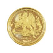 Isle of Man Angel 1oz Gold Coin - Mixed Dates 2