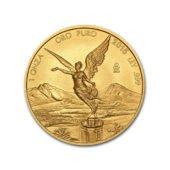 Mexican Libertad 1oz Gold Coin - Mixed Dates2