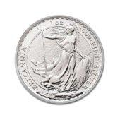 Pre 2013 UK Britannia 1oz Silver Coin 1