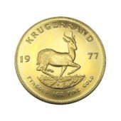 South African Krugerrand 1oz Gold Coin - Mixed Dates 4