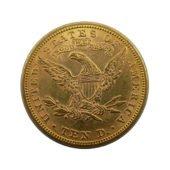 USA $10 Double Eagle Gold Coin - Mixed Dates 1