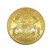USA $20 Double Eagle Gold Coin - Mixed Dates 2