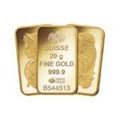 PAMP 20g Gold Bar